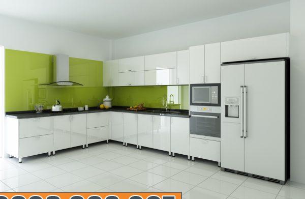 Đóng tủ bếp ở đâu đẹp, giá rẻ tại tp HCM