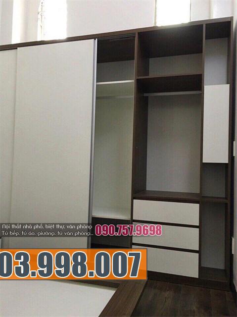 Nơi cung cấp tủ áo uy tín ở TPHCM