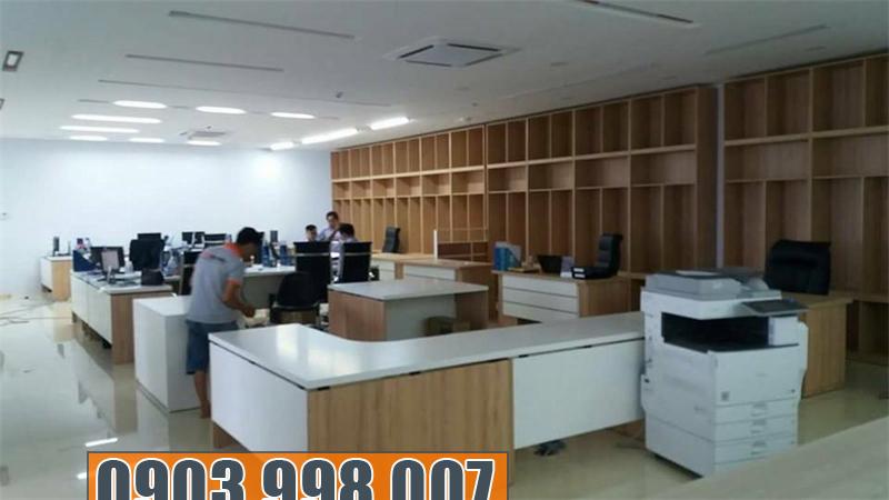 Nội thất cho văn phòng giá rẻ, chất lượng tại tp.HCM