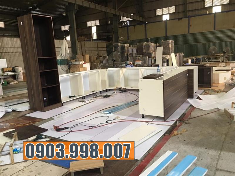 Sản xuất và thi công đồ gỗ nội thất đẹp giá rẻ tại Bình Thạnh
