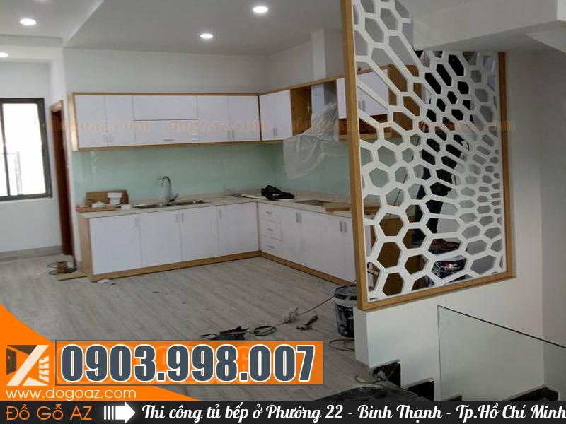 Showroom tủ bếp Bình Thạnh, Phường 22 - Tủ bếp HCM