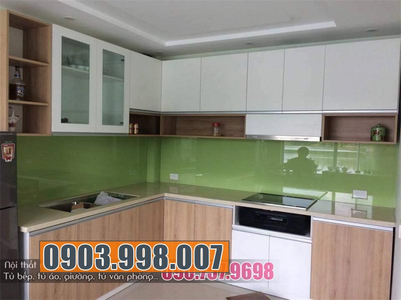 Tủ bếp giá rẻ chất lượng hoàn hảo tại xưởng nội thất TPhcm