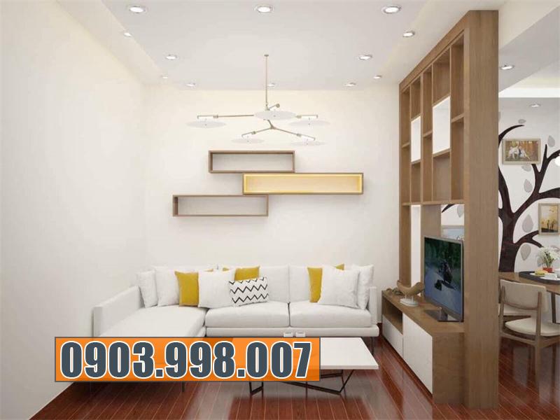 Tủ kệ ti vi hiện đại trang trí nội thất phòng khách